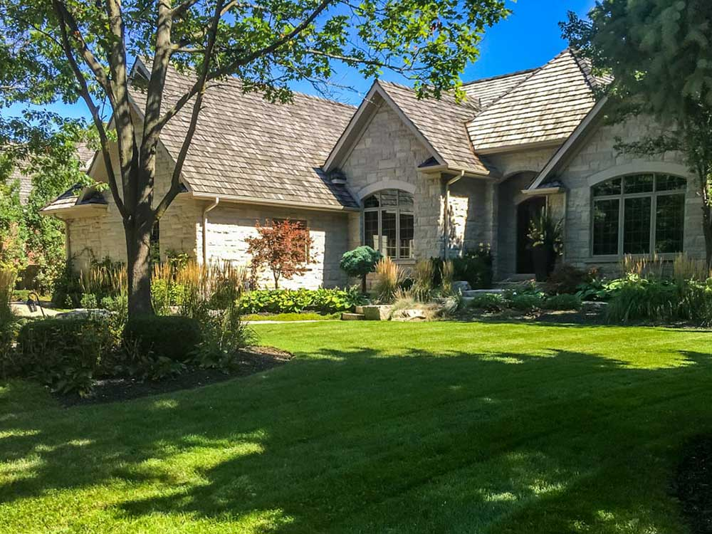 Curb Appeal Of Kitchener Home