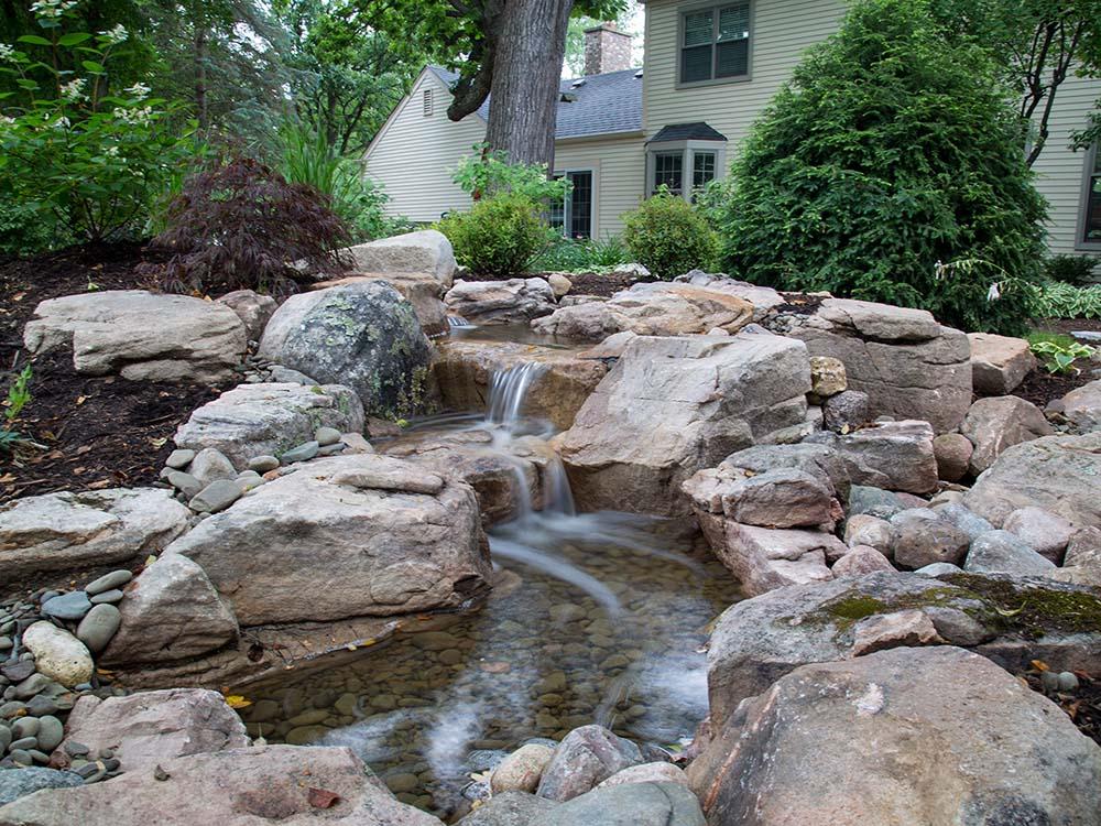 Pondless Stream Kitchener